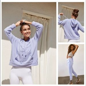 NWT Free People   Work it Out Jogger Set